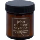John Masters Organics Calendula hidratáló és tonizáló arcmaszk  57 g