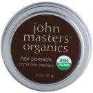 John Masters Organics Hair Pomade pomádé a száraz és kezelhetetlen haj egyenesítésére és táplálására  57 g