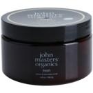 John Masters Organics Lemon & Lime exfoliante corporal refrescante para dejar la piel suave y lisa Fresh (Body Scrub) 136 g