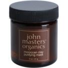 John Masters Organics Oily to Combination Skin čisticí pleťová maska  57 g