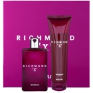 John Richmond X for Woman darilni set I. toaletna voda 75 ml + gel za prhanje 150 ml
