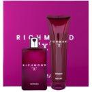 John Richmond X for Woman zestaw upominkowy I. woda toaletowa 75 ml + żel pod prysznic 150 ml