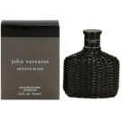 John Varvatos Artisan Black eau de toilette férfiaknak 75 ml