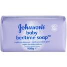 Johnson's Baby Wash and Bath sabonete para bebés para um sono tranquilo  100 g