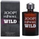 Joop! Homme Wild Eau de Toilette für Herren 200 ml
