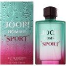 Joop! Homme Sport Eau de Toilette für Herren 200 ml