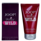 Joop! Miss Wild leite corporal para mulheres 150 ml