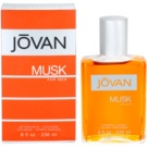 Jovan Musk after shave para homens 236 ml