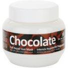 Kallos Chocolate регенерираща маска  за суха и увредена коса   275 мл.