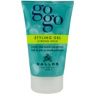 Kallos Gogo Hair Styling Gel Strong Firming (Styling Gel Strong Hold) 125 ml