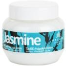 Kallos Jasmine máscara para cabelo seco a danificado (Nourishing Hair Mask) 275 ml