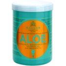 Kallos KJMN hydratační maska s aloe vera (Moisture Repair Shine Hair Mask with Aloe Vera Extract) 1000 ml
