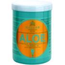 Kallos KJMN Hydrating Mask With Aloe Vera (Moisture Repair Shine Hair Mask with Aloe Vera Extract) 1000 ml