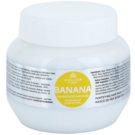 Kallos KJMN Fortifying Mask With Multivitamine Complex (Banana Fortifying Hair Mask with Multi-Vitamin Complex) 275 ml