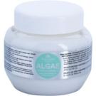 Kallos KJMN hydratační maska s výtažkem z řas a olivovým olejem (Algae Moisturizing Hair Mask with Algae Extract and Olive Oil) 275 ml