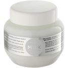 Kallos KJMN maska s mléčnými proteiny (Hair Mask with Milk Protein) 275 ml