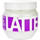 Kallos Latte maska pro poškozené, chemicky ošetřené vlasy  800 ml