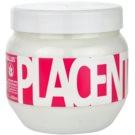 Kallos Placenta maska pre suché a poškodené vlasy  800 ml