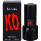 Kanon K.O. eau de toilette férfiaknak 100 ml