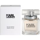 Karl Lagerfeld Karl Lagerfeld for Her Eau de Parfum for Women 45 ml