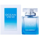 Karl Lagerfeld Ocean View parfémovaná voda pro ženy 85 ml