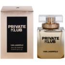 Karl Lagerfeld Private Klub Eau de Parfum für Damen 85 ml