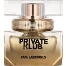 Karl Lagerfeld Private Klub Eau de Parfum für Damen 25 ml