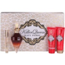 Katy Perry Killer Queen lote de regalo eau de parfum 100 ml + eau de parfum 10 ml + leche corporal 75 ml + gel de ducha 75 ml