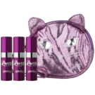 Katy Perry Purr dárková sada III. parfemovaná voda 3 x 15 ml + taštička