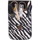 Kellermann Manicure Set For The Perfect Manicure Zebra  6 pc