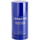 Kenneth Cole Connected Reaction desodorante en barra para hombre 75 g