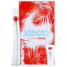 Kenzo Flower by Kenzo Geschenkset XV. Eau de Parfum 100 ml + Eau de Parfum 15 ml + Körperlotion 50 ml