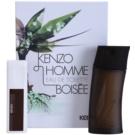 Kenzo Kenzo pour Homme Boisée ajándékszett II. Eau de Toilette 100 ml + tusfürdő gél 100 ml