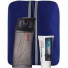 Kenzo Kenzo pour Homme Sport dárková sada II. toaletní voda 100 ml + voda po holení 50 ml + taška 1 ks