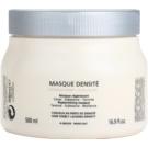 Kérastase Densifique máscara fortificante regeneradora para cabelo sem densidade Masque Densité (Replenishing Masque - Texture - Substance - Resilience) 500 ml