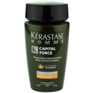 Kérastase Homme Capital Force champú anticaída del cabello (Daily Treatment Shampoo Densifying Effect) 250 ml