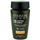 Kérastase Homme Capital Force Shampoo To Treat Losing Hair (Daily Treatment Shampoo Densifying Effect) 250 ml