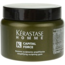 Kérastase Homme Capital Force modelirna guma (Capital Force Amplifying Sculpting Gum) 150 ml