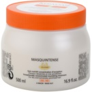 Kérastase Nutritive Mask For Dry And Brittle Hair (Masquintense 3 Fine Hair) 500 ml