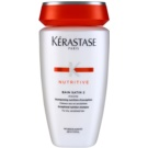 Kérastase Nutritive champô para cabelo seco Bain Satin 2 (Exceptional Nutrition Shampoo for Dry, Sensitised Hair) 250 ml