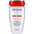 Kérastase Nutritive kąpiel odżywcza do włosów naturalnych (lub po koloryzacji utleniającej), średnio suchych, średnio uwrażliwionych   250 ml