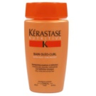 Kérastase Nutritive Curl Definition Shampoo for Dry, Curly, and Unruly Hair Bain Oléo-Curl (Curl Definition Shampoo - Dry, Curly and Unruly Hair) 250 ml