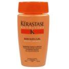 Kérastase Nutritive champô para caracóis definidos para cabelo, seco, rebelde e encaracolado  250 ml