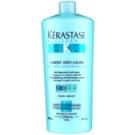 Kérastase Resistance tratamento de fortalecimento para cabelos fracos e danificado para pontas duplas  1000 ml
