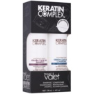 Keratin Complex Smoothing Therapy Kosmetik-Set  I.