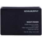 Kevin Murphy Night Rider cera para dar definición al peinado con efecto mate Firm Hold (Matt Texture Paste) 100 g