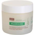 Klorane Crambe dAbyssinie odżywczy wosk wosk odżywiający do włosów kręconych  50 ml