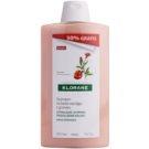 Klorane Grenade sampon festett hajra (Shampoo with Pomegranate) 400 ml