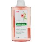 Klorane Pivoine de Chine šampon zklidňující citlivou pokožku hlavy  400 ml