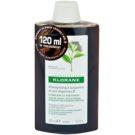 Klorane Quinine stärkendes Shampoo für geschwächtes Haar (Revitalizing and Strengthening Thinning Hair, Complementary to Hair Loss Treatments) 400 ml